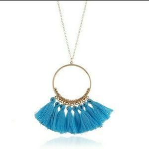 ✨Boho Fringe Necklace